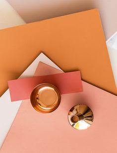 ColourFutures™ Copper Orange_Colour of the Year 2015_(03) Colour Schemes, Color Trends, Color Patterns, Color Palettes, Color Combinations, Deco Orange, Dulux Valentine, Colour Board, Color Stories