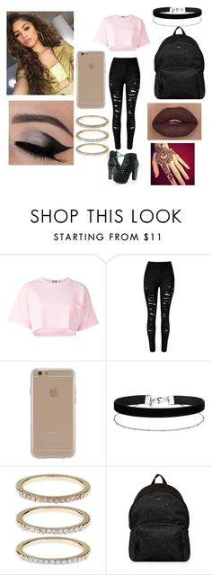 """"""""""" by laliew ❤ liked on Polyvore featuring Steve J & Yoni P, Agent 18, Miss Selfridge, Accessorize and Hogan"""