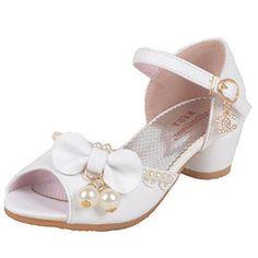 Zapatos morados formales MyShoeStore para niña zGZuxdMAy