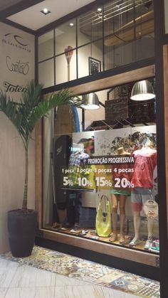 ANTECIPE SEU NATAL na promoção progressiva por tempo limitado da loja Bintang do Boulevard Shopping Vila Velha.  1 peça 5% 2 peças 10% 3 peças 15% 4 peças 20%