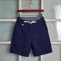 Penfield Scotsdale Short Navy twill