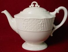 Lenox China George Washington Tea Service