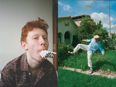 Tyler, The Creator And King Krule Talk Ambition, Insecurities And Ice Cream for Oyster #114 | Oyster Magazine