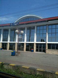 Gara Constanța în Constanța, Constanța