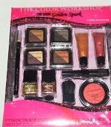 17 Piece Collection The color workshop the look golden spark brand new