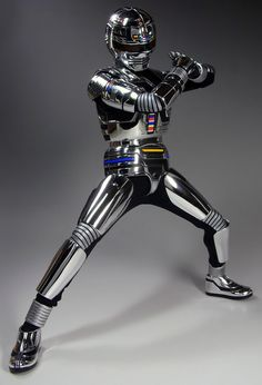 Space Sheriff Gavan Type G Power Rangers, Live Action, Japanese Superheroes, Japanese Show, Tv Themes, Futuristic Armour, O Pokemon, Suit Of Armor, Fantasy Movies
