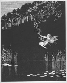 Ida Rentoul Outhwaite 'Swung To and Fro' 1931 | eBay