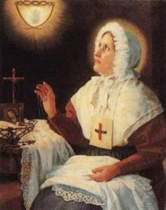 June 10th - Blessed Anna Maria Taigi (1769-1837) -Wife, Mother and Mystic