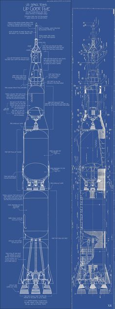 Rocket Blueprint