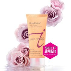 Are you flying to visit Mom this weekend? Remember, UV radiation is stronger when soaring above the clouds. Our HandDrink Hand Cream with SPF 15 is SELF Magazine approved and will give you extra sun protection throughout your flight. It also has a subtle rosy scent your row neighbors will enjoy.