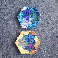 #Glorious Hexagons