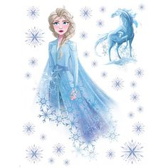 Jégvarázs Elsa falmatrica Les Stickers, Stickers Online, Wall Stickers, Heros Disney, Disney Characters, Empty Wall, Elsa, Other Accessories, Some Fun