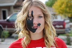 face paint spirt - Google Search