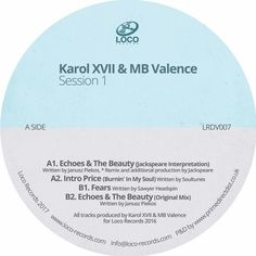 #housemusic Session 1: Right after a short break on Loco Records, the Polish duo of producers Karol XVII & MB Valence return to present a…