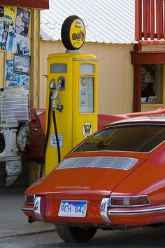 Route 66 by Phil Peck, via Flickr