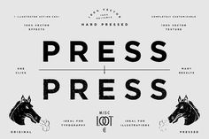 Hard Pressed  @creativework247