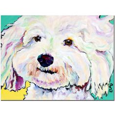 Found it at Wayfair - 'Buttons' by Pat Saunders-White Painting Print on Canvas in White http://www.wayfair.com/daily-sales/p/Wall-Art-Clearance-%27Buttons%27-by-Pat-Saunders-White-Painting-Print-on-Canvas-in-White~TMAR5303~E15595.html?refid=SBP.rBAZEVShsRKeXzWRF6j7AuLgpsDbRUJGmasb5J5IXVA