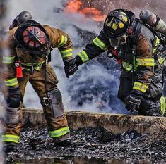 Firefighters are in some of the most dangerous situations at times. With Megiddo Global we manufacture heat resistant and quality gear that can with stand any situation. Firefighter Apparel, Firefighter Training, Firefighter Paramedic, Volunteer Firefighter, Firefighter Tools, Firefighter Tattoos, Firefighter Quotes, Fire Dept, Fire Department
