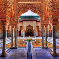 "kauthar30: "" concretewolf "" Moroccan architecture "" """