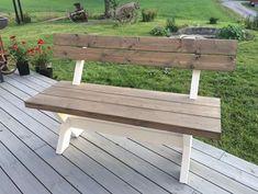 Bilder Outdoor Furniture, Outdoor Decor, Bench, Home Decor, Pictures, Decoration Home, Room Decor, Home Interior Design, Desk