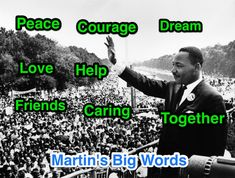 I love sharing about Martin Luther King's life with my class. I think he had some of the best quotes and they are so relevant to the type of community I try to foster in my classroom. I alway…
