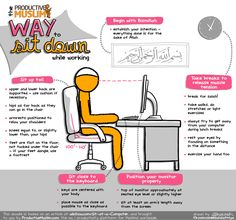October Doodle: Productive Muslim Way to Sit Down - Productive Muslim