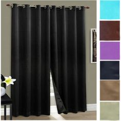 Do Blackout Curtains Block Sound
