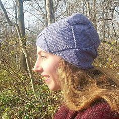 Ravelry: Entrelac Hat pattern by Ute Rehner