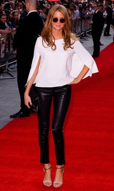 Millie Mackintosh At The Ill Manors London Film Premiere, 2012