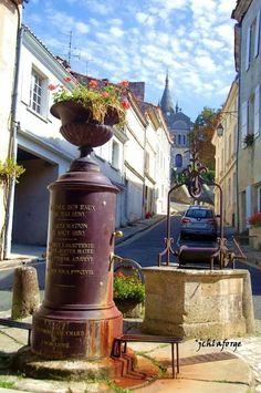 Villebois- Lavalette , Poitoi La Charentes , France