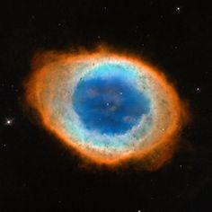 "The Helix Nebula; AKA ""the eye of god"" : space"