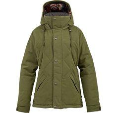 Eden Down Snowboard Jacket. WANT. its warm too!