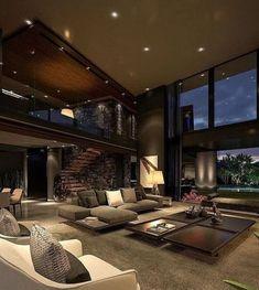 - Hipster Home Decor Home Building Design, Home Room Design, Home Interior Design, Modern Architecture House, Architecture Design, Modern House Design, Villa, Hipster Home Decor, Luxury Homes Dream Houses