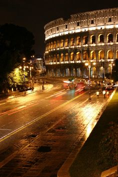 ~Colosseum in Rome, Italy | House of Beccaria