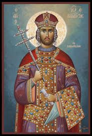 St Constantine the Great Emperor Constantine Byzantine Art, Byzantine Icons, Religious Icons, Religious Art, Constantine The Great, St Constantine, Religious Paintings, Art Carved, Catholic Art
