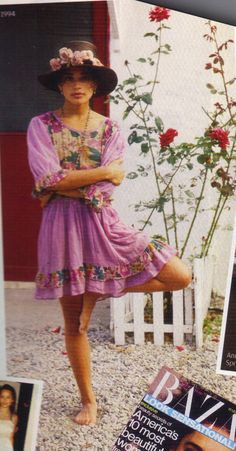 i love u lisa Lisa Bonet, Boho Gypsy, Bohemian Style, Boho Chic, Shabby Chic, 90s Fashion, Boho Fashion, Vintage Fashion, Fashion Dresses