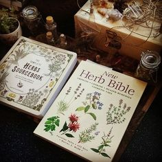 Herbal books pic only witch herbs | Tumblr                                                                                                                                                                                 More