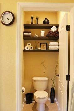 Decoração para casa-de-banho; wc decor