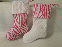 Check out this item in my Etsy shop https://www.etsy.com/listing/248670818/quilted-christmas-stocking-with-zebra