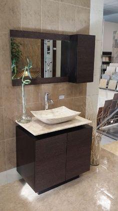 Rustic Furniture Cabinet Painting Wooden Furniture Tips Kitchen Room Design, Bathroom Design Small, Bathroom Layout, Bathroom Interior Design, Bad Inspiration, Bathroom Inspiration, Washbasin Design, Wardrobe Design Bedroom, Cupboard Design
