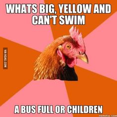 Best Of The Anti-Joke Chicken Meme - Jokes - Funny memes - - Anti Joke Chicken omg. I don't know why but this is hilarious to me. I laughter for like 20 minutes The post Best Of The Anti-Joke Chicken Meme appeared first on Gag Dad. Cheesy Jokes, Corny Jokes, Stupid Jokes, Math Jokes, Math Humor, Terrible Jokes, Science Jokes, Biology Jokes, Science Posters