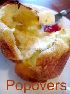 POPOVERS, another basic recipe