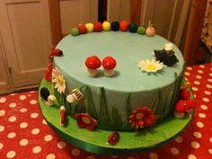 d) woodland cake