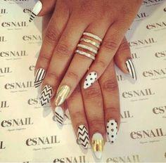 Love this design #ESNail