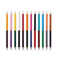 Färgpennor 12-pack. #coloreveryday