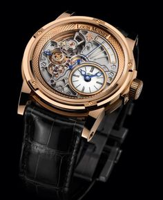 20-SECOND TEMPOGRAPH by Louis Moinet