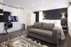 Kensington Vacation Rentals | short term rental london | London Serviced Apartment Rentals, London: Beautifully Furnished studio apartment @HolidayPorch https://www.holidayporch.com/rental-1450