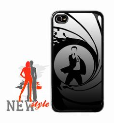 iphone 4/4s case  Skyfall / james bond 007   by NewStyleDesign, $14.99