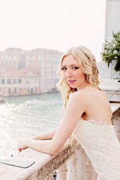 A Romantic Elopement in Venice | Rebecca+Ali | Italian Seaside Wedding by Italian Wedding Company | Facibeni Fotografia