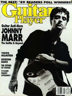 Johnny Marr (The Smiths, Electronic, Johnny Marr & the Healers, The The)